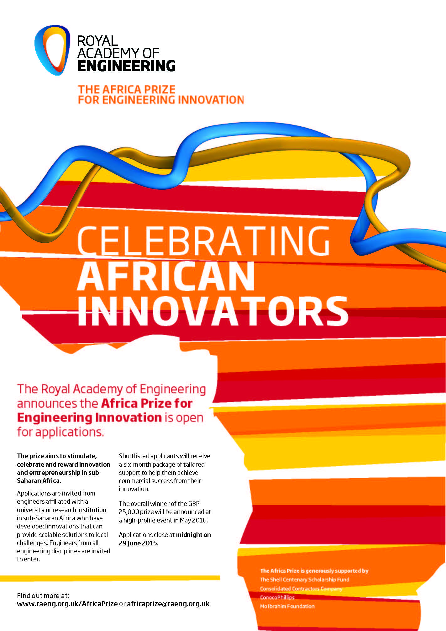 Africa Prize for Engineering Innovation | TWAS
