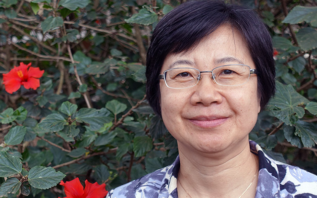 Wang Yanfen is an ecosystems researcher and vice president of the University of Chinese Academy of Sciences.