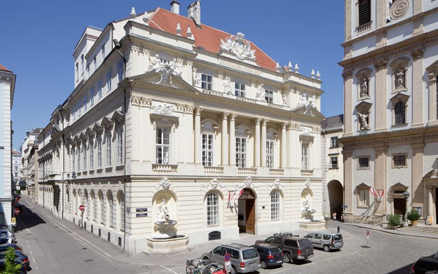 Headquarters of the Austrian Academy of Sciences / La sede dell'Accademia austriaca delle scienze. © ÖAW / Wolfgang Thaler