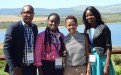 A large cadre of early-career African scientists joined in the INGSA workshop. [Edward W. Lempinen/TWAS]