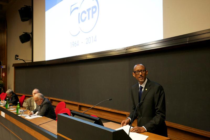 Dignitaries hail ICTP's 50th anniversary   TWAS