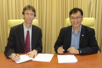 New agreements with UPM